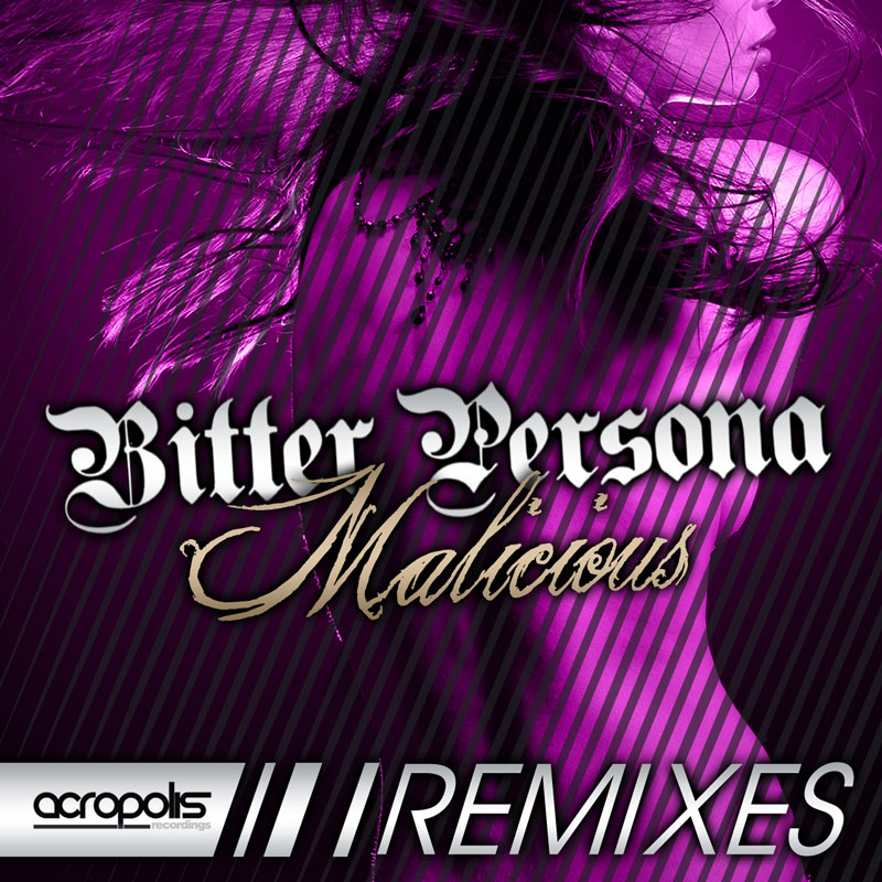 cover for remixes of the single Malicious